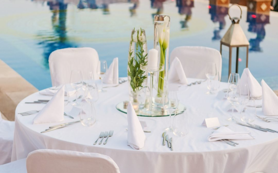 Buying considerations for table linen rental